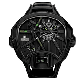 Hublot Genève Masterpiece MP-02 Key of Time